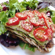 Веганский рецепт классики итальянской кухни – лазаньи!