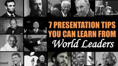 7 Presentation Tips You Can Learn from World Leaders