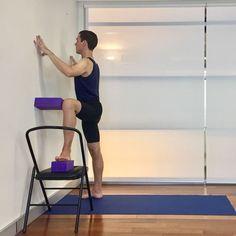 Iyengar Yoga For Lower Back Pain | Yoga Selection