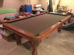 Exceptionnel World Of Leisure 8u0027. Billiard Pool TableBilliards ...