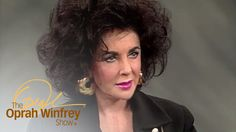 Elizabeth Taylor's Near-Death Experience   The Oprah Winfrey Show l Opra...