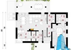 Proiect de casa cu mansarda si garaj http://www.proiectari.md/property/proiect-de-casa-cu-parter-mansarda-si-garaj/