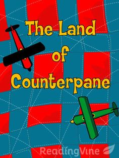 The Land of Counterpane - Free, printable reading passage by Robert Louis Stevenson with questions for 1st - 3rd grade students.