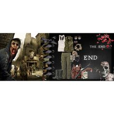 Surviving., created by sarabi-kenshiu on Polyvore
