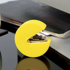 #Pac-Man #Stapler #office #gadget #fanart
