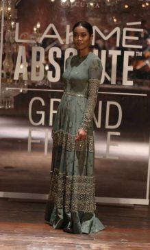 Lakme Absolute Grand Finale By Sabyasachi