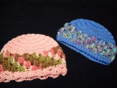 Girl and Boy Hats
