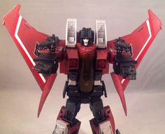 Masterpiece 'Red Wing'
