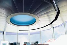 Wieża kontroli lotów w Cork, Armstrong, sufity podwieszane, sufit akustyczny, acoustic