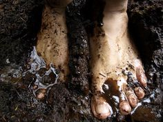 muddy feet - Google Search