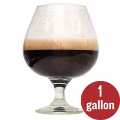 Bourbon Barrel Porter Recipe Kit 1 Gallon
