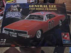 Dukes of Hazzard 2005 General Lee model