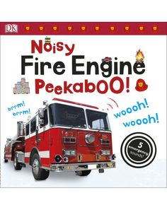 Fire, Lights, Action! Most kids love fire trucks…especially boys, and with two young boys in the home, we hear our fair share of sirens and see our fair share of adventures that involve fire …