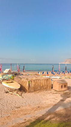 Turkish beach, Alanya, Turkey