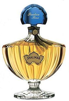 Shalimar (perfume) - Wikipedia, the free encyclopedia When I am feeling nogasltic...this is what I wear!!