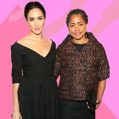 Meghan Markles Mom Doria Ragland Is Rumored to Be Moving to London Next Month to be closer to her daughter African Origins, African History, Duke And Duchess, Duchess Of Cambridge, Meghan Markle Mom, Doria Ragland, The Tig, Moving To The Uk, Meghan Markle Prince Harry