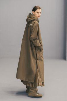 HYKE x The North Face definieert comfort door middel van techwear - Women's Winter Fashion