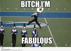 MARCHING BAND FABULOUS