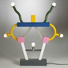 Ettore Sottsass, ASHOKA Table  lamp