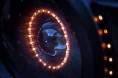 Amber halo. FJ Cruiser mods by NestahEdition.com
