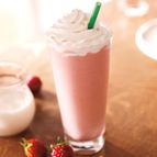 Strawberries & Crème Frappuccino® Blended Crème