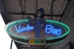 Voodoo Blue's Bar ~ Cleveland Ohio
