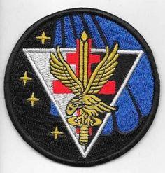 France Air Force Security Squadron Airborne K-9 Metz Airbase Ba-128 Armee de l'a