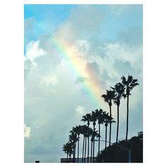 #rainbow Photo by @happymundane on Instagram