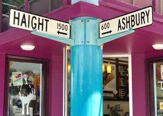 Exploring San Francisco: Haight-Ashbury & Mission District | Feather & Flint
