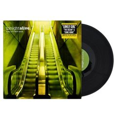 Tonight Alive The Other Side Black Vinyl LP ($18)