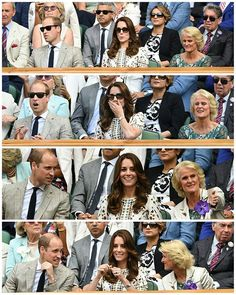 #NEWS #NEW #TODAY The Duke and Duchess of Cambridge at #Wimbledon today . Kate is wearing an alexander mcqueen dress. 10 July 2016 #duchessofcambridge #royals #Catherine #elizabeth #princewilliam #beautiful #princesskate #lovely #duchessfcambridge #queentobe #catherinethegreat #happiness #royalty #lovethem #kate #middleton #Katemiddleton #theduchess