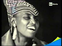 Miriam Makeba- Malaika (Live Performance 1969) - YouTube