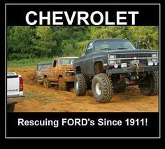 Chevy.....Love It!  Sooooo hilar!!!!!!!  God that is so funny!  Makes me laugh!