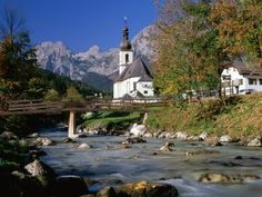 Bavaria in Germany- Ramsau