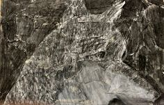 Title: Charcoal Animal Medium: Charcoal A charcoal drawing of a wolf on newspaper, using different kinds of charcoal for different places. White Charcoal for light areas, Vine charcoal for mid-tones and Compressed Charcoal for shadows.