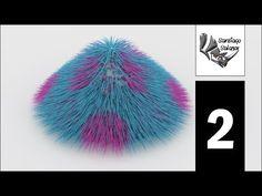 Tutorial Rhino 3D | Modelar Pelo o pasto en Rhino con Furgen (2/4)