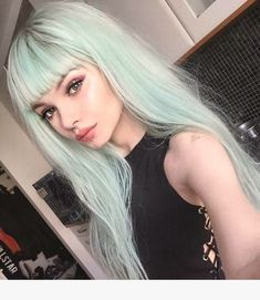 Pretty  41 Inspirational Green Hair Images