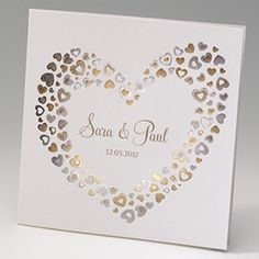 Trouwkaart Pure Liefde