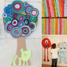 Ages stages ideas for the first 5 years on pinterest for Where to buy contact paper for crafts