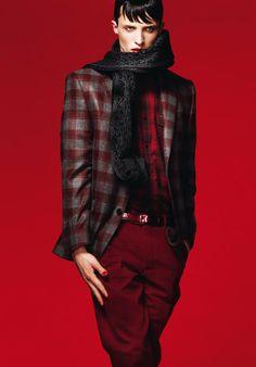 Tartan Plaid Blazer, Tartan Fashionable Menswear