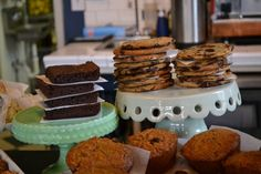 SB Louisville Chocolate Desserts February 2015: Please & Thank You Chocolate Chip Cookies