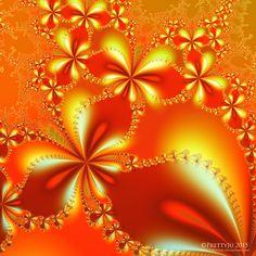 Fire butterflies by PrettyJu.deviantart.com on @DeviantArt