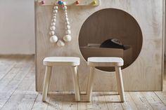 Mooie basic FLISAT kinderkruk van Ikea