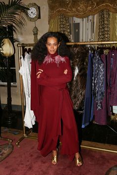 Knowles's enthusiasm for cool, under-the-radar fashion is as real as her love of Mardi Gras.