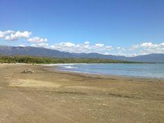 Playa Monte Río, Azua, R.D.