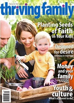 FREE Thriving Family Magazine App! {iPhone or iPad}