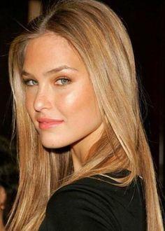 Bar Rafaeli - Karamellblond Die 50 besten Farbideen für blonde Haare 2014 | Frisuren Bild