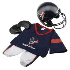 With the Franklin Youth NFL Uniform Set, your child can look like one of the pros.