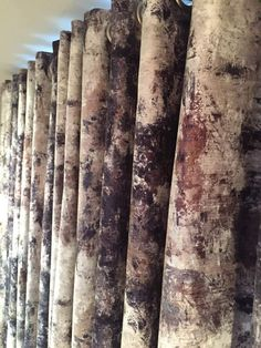 Roman Blinds, Curtains, Wood, Crafts, Blinds, Manualidades, Woodwind Instrument, Trees, Handmade Crafts