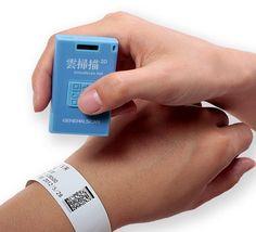 Generalscan GS-M510BT-HIS 2D Bluetooth Medical Barcode Scanner